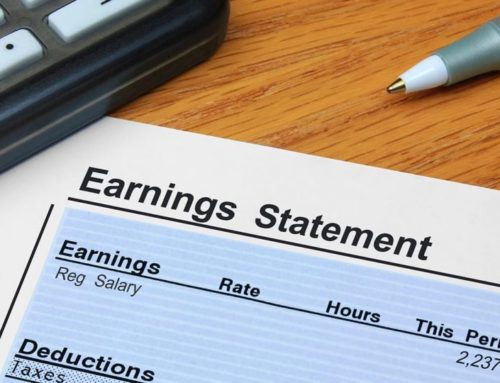 Overtime and Earnings Statements